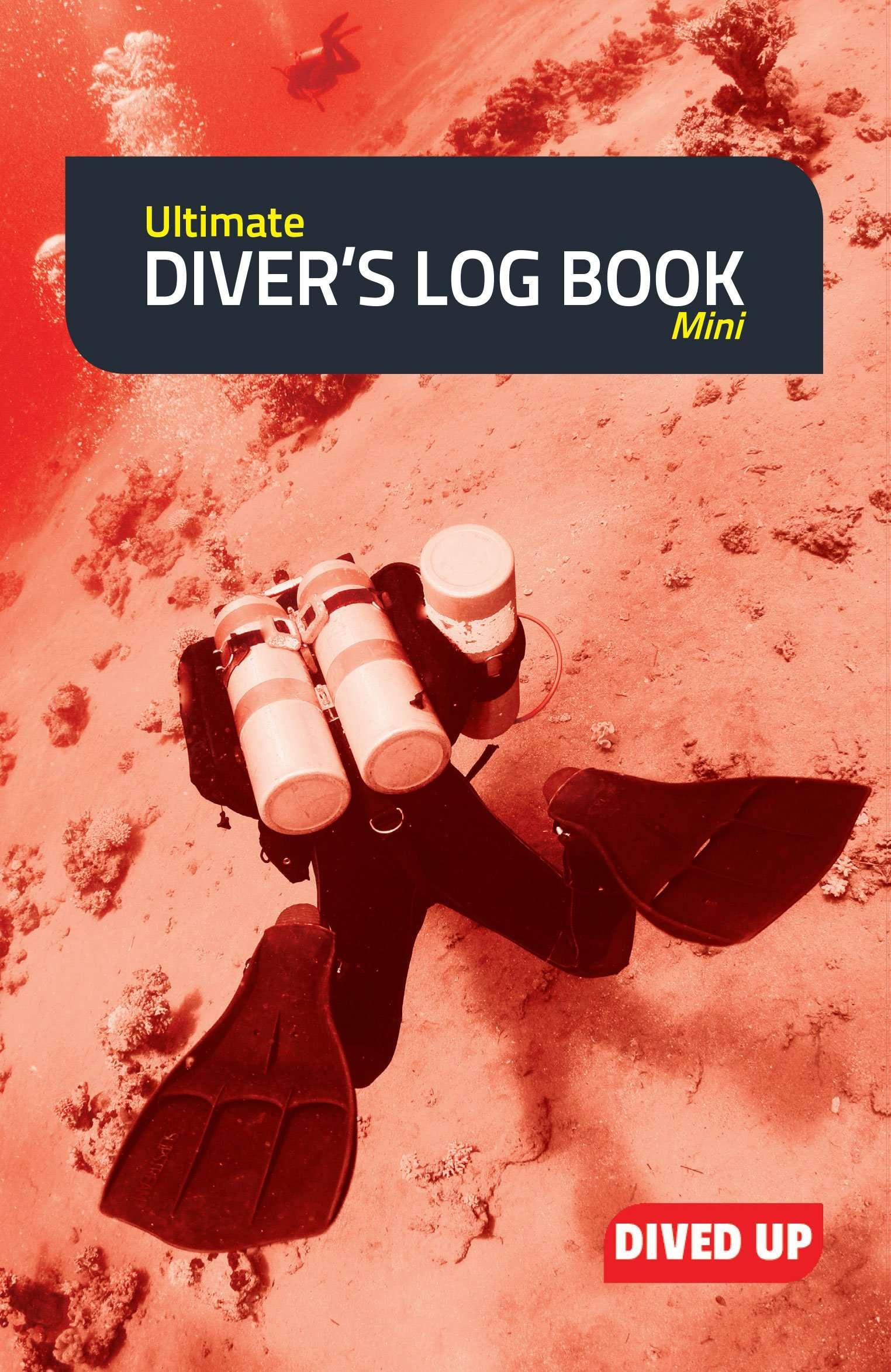 9781909455078 Ultimate Diver's Log Book (mini) – cover