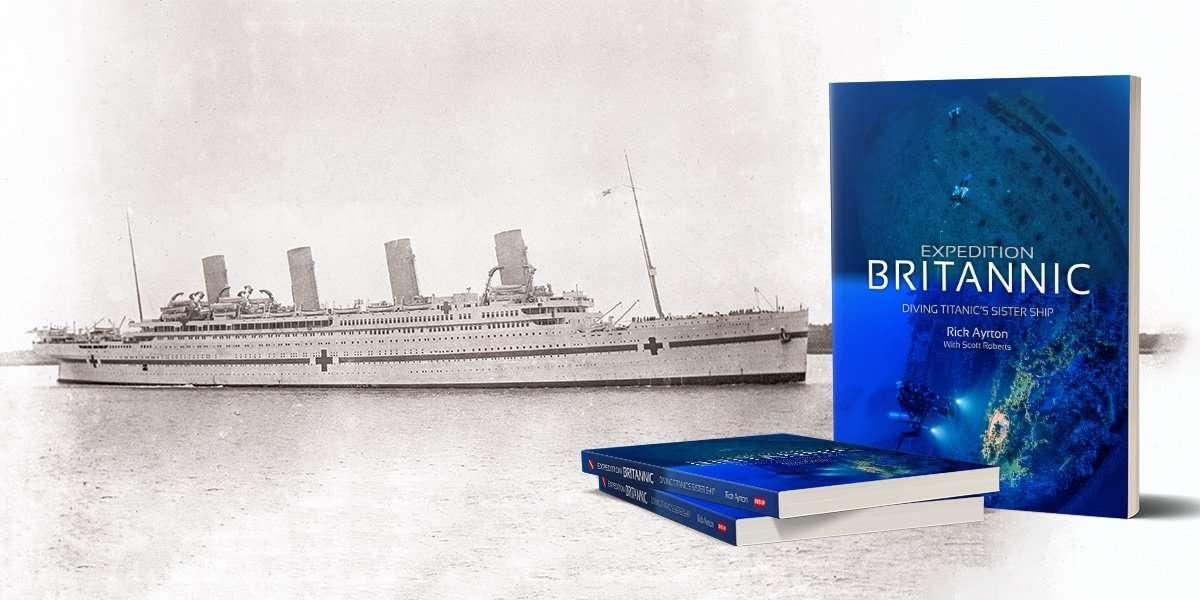 HMHS Britannic and Expedition Britannic